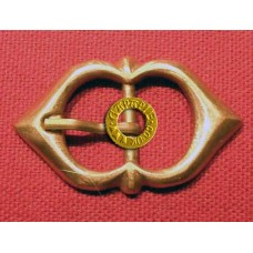 Brass Buckle Medieval Style