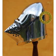 Miniature Pig Face Helm