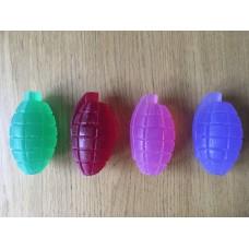 Handmade Soap Grenade